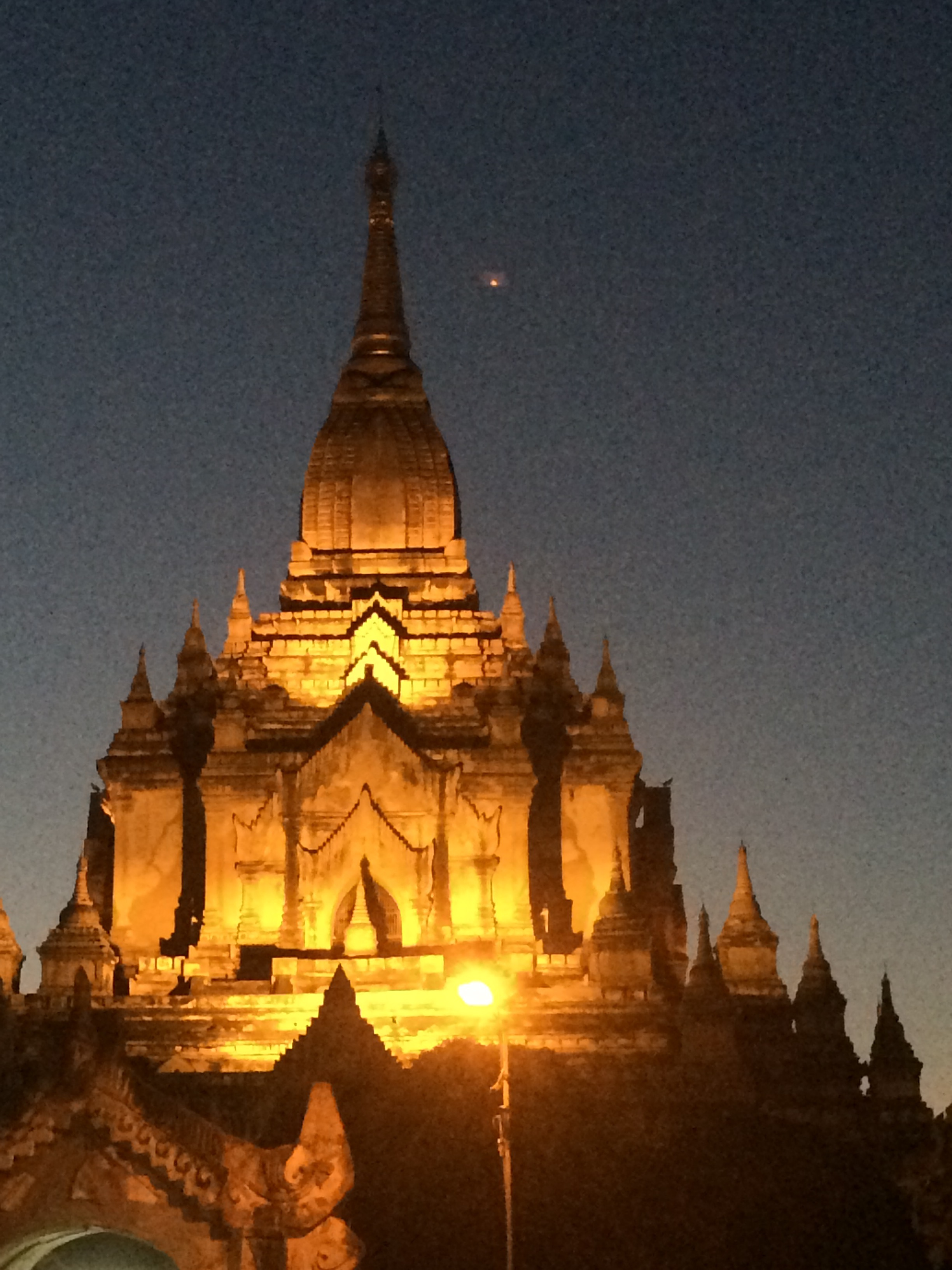 templo bagan myanmar