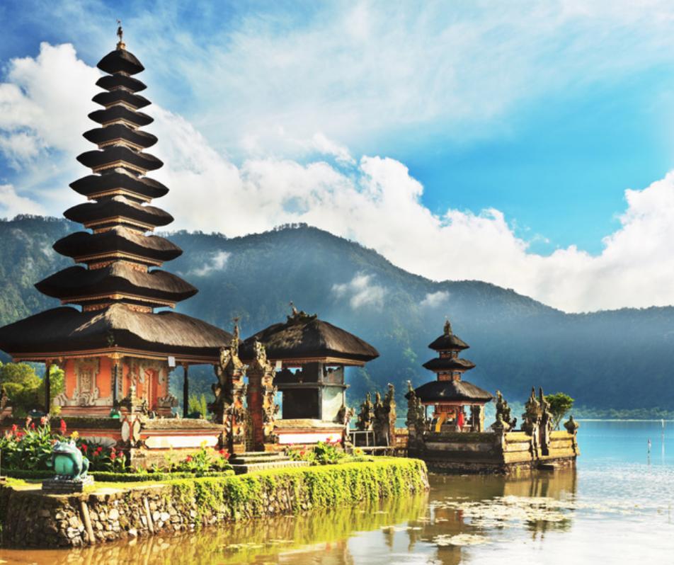 Templo Ulun Danu – Bedugul