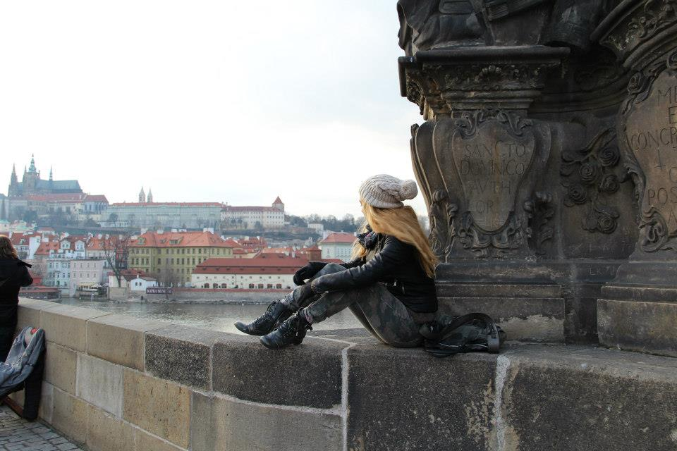 Mochilão Praga Republica Checa
