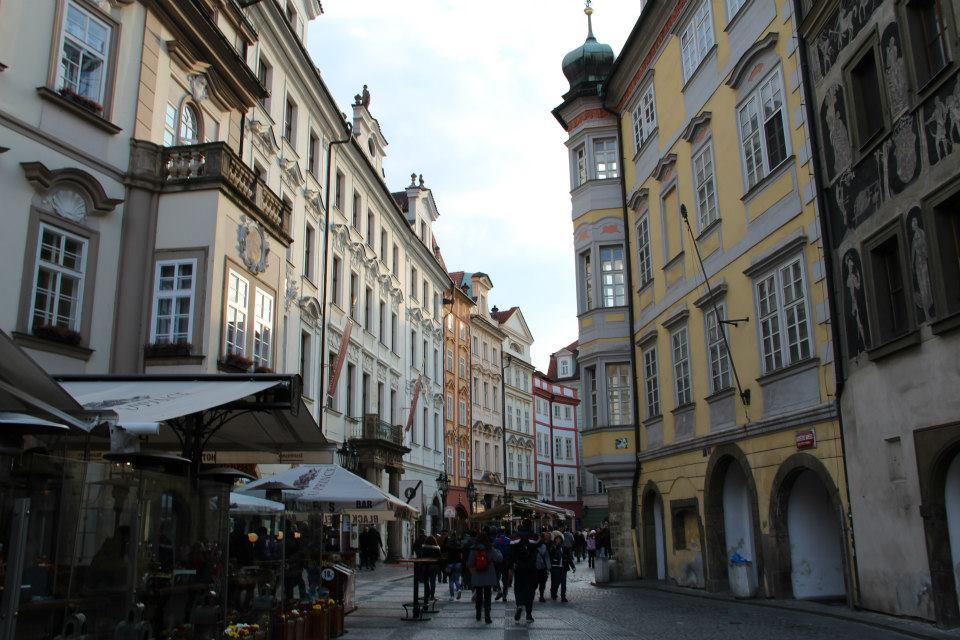 Viajar Praga