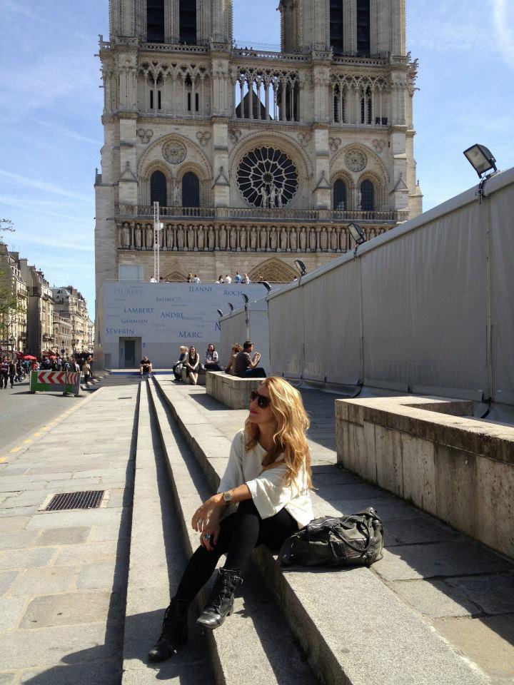 Mochilão europa Paris
