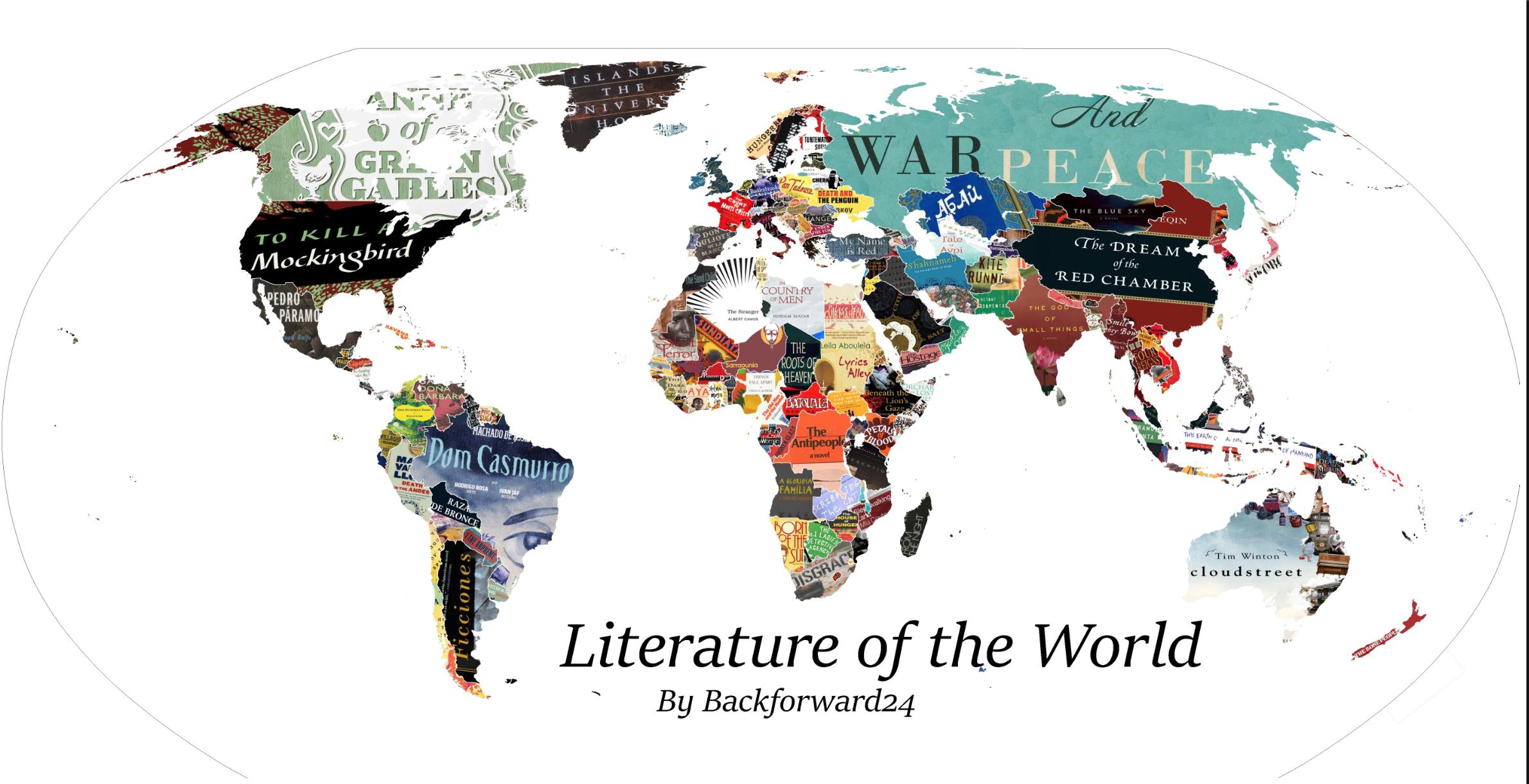 livros do mundo