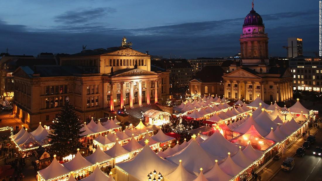 Berlim Xmas Market