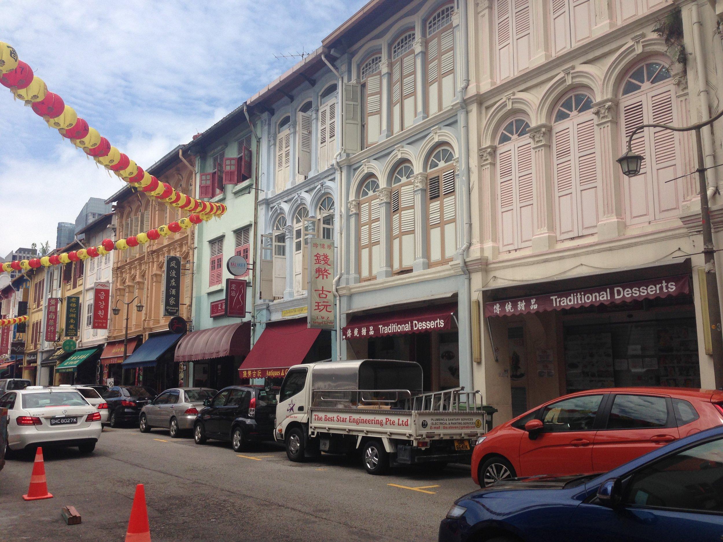 Chinatown Singapura