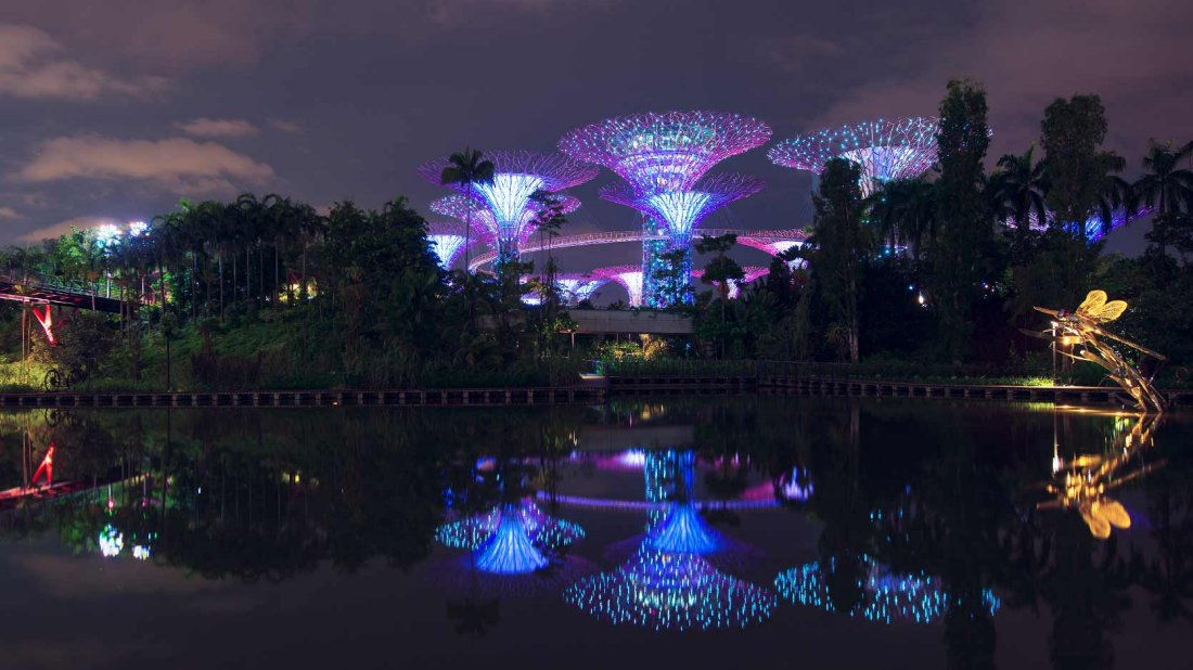 Garden Bay singapura