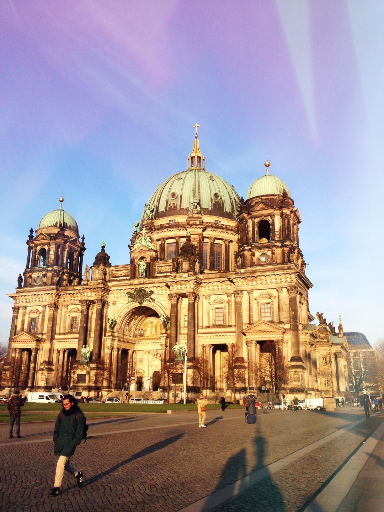 Catedral de Berlim/ Berliner Dom