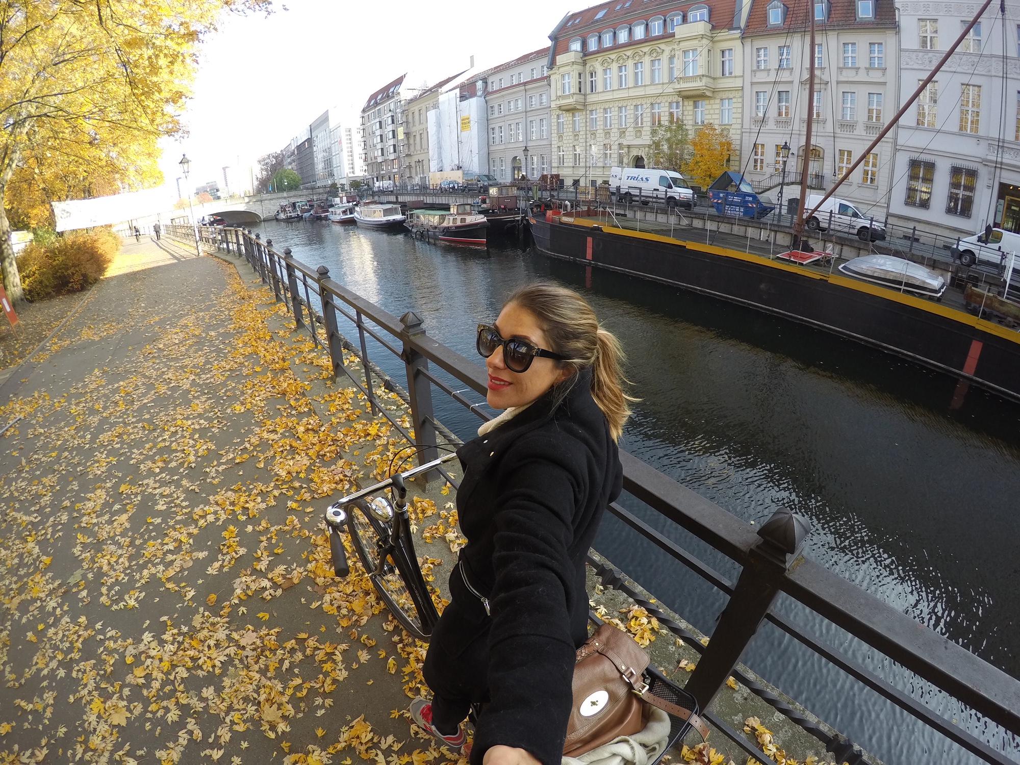 Bicicleta meio de transporte em Berlim