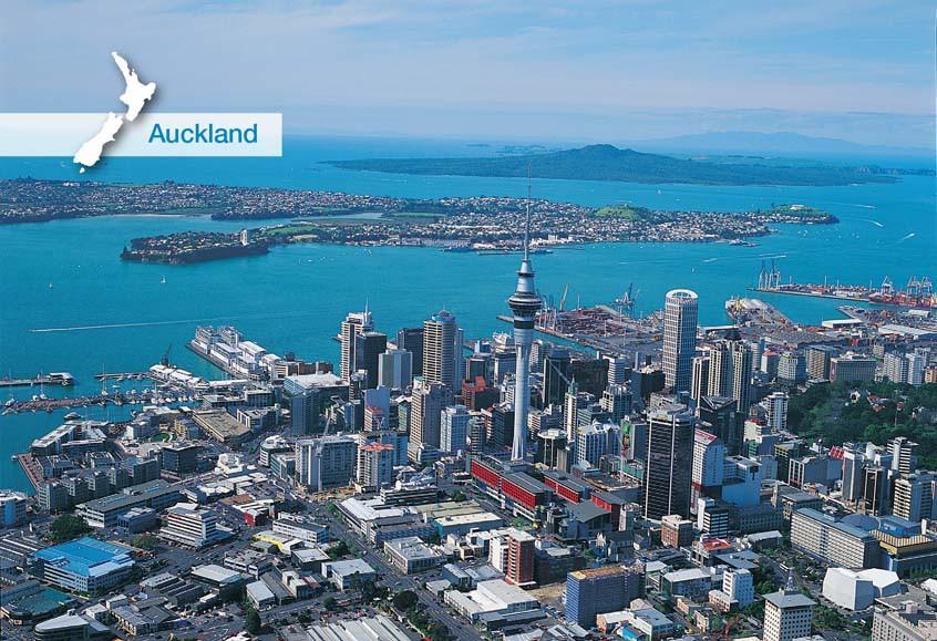 Morar na Nova Zelandia