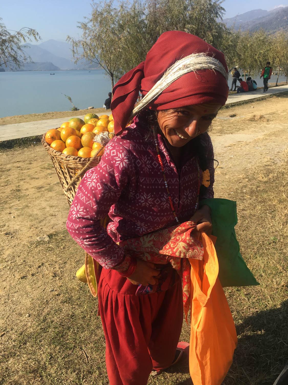 Receptividade Nepal