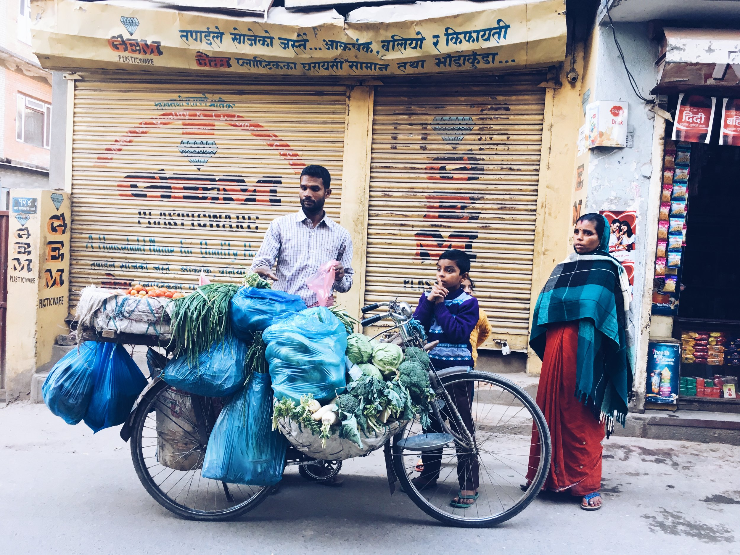 Pessoas Nepal
