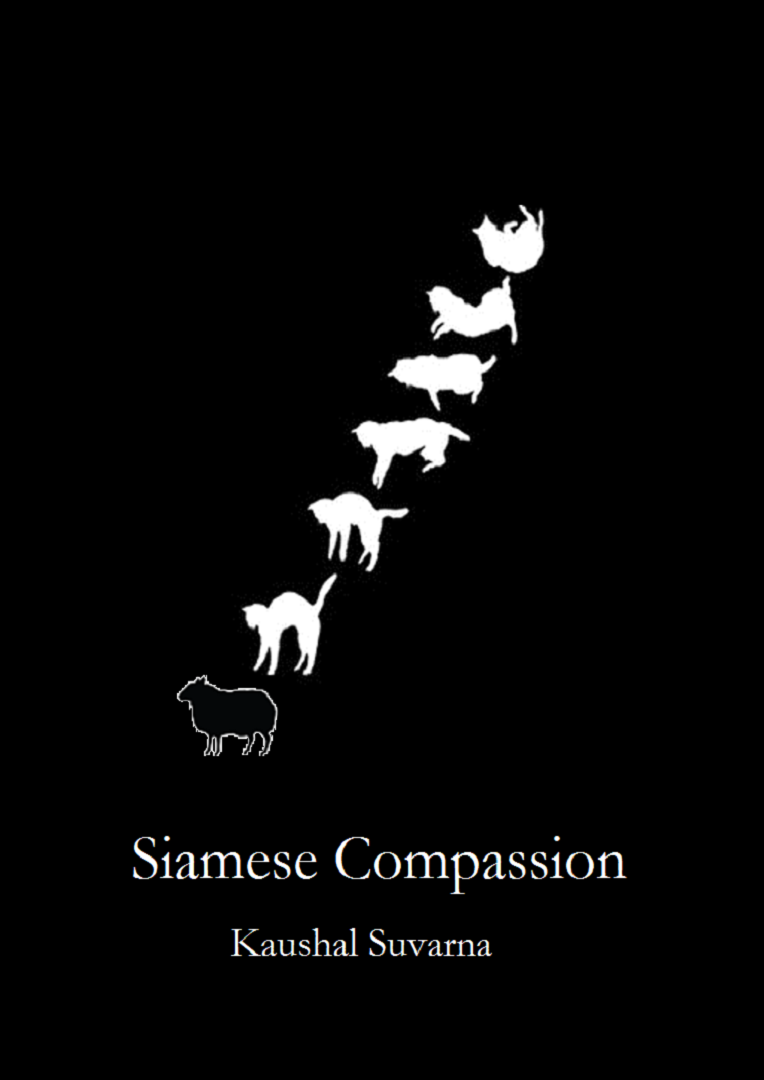 Siamese Compassion Official Cover
