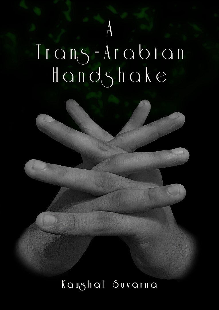 A Trans-Arabian Handshake Official Cover