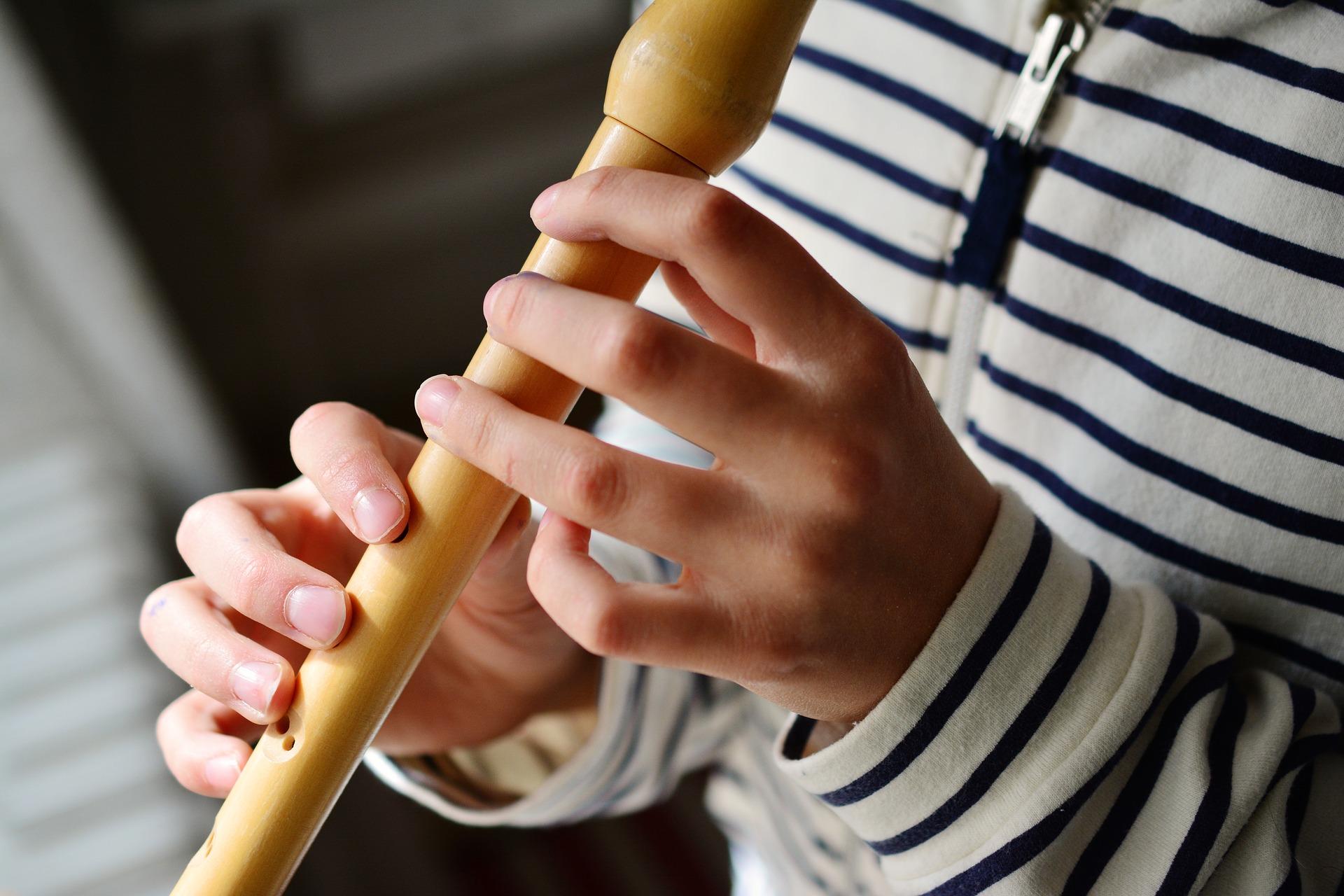 Flauta de Biesel -