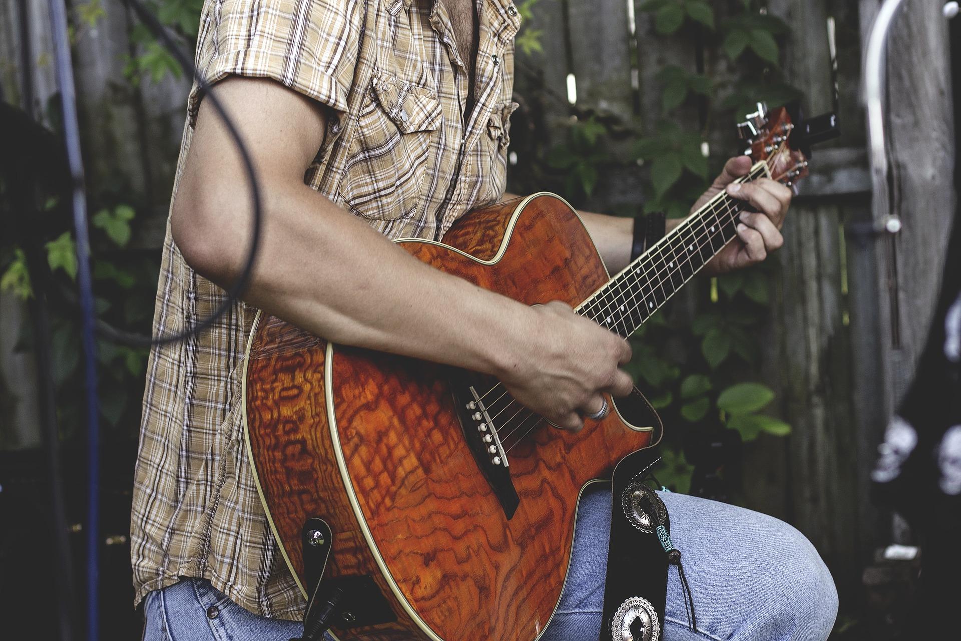 Guitarra Acústica -