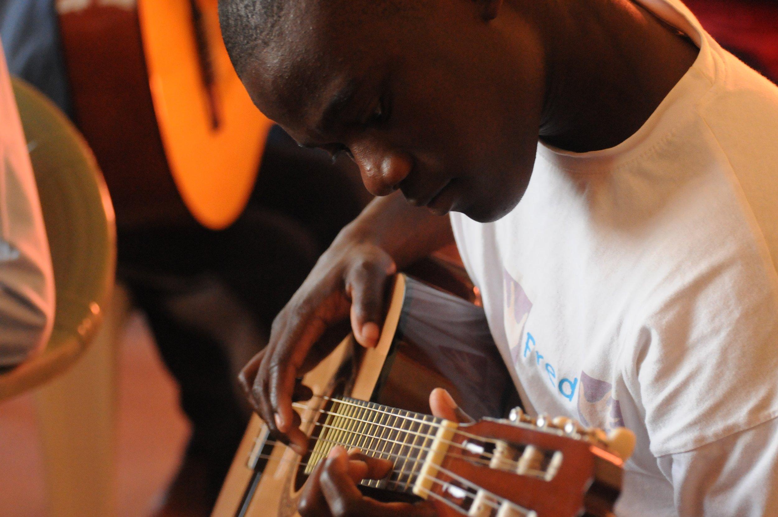 Guitarra Clássica -