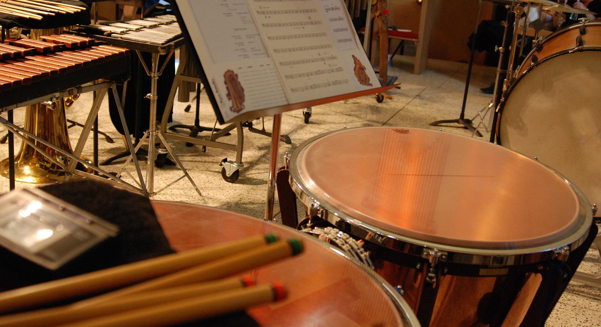 Percussão -