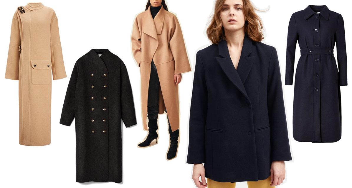 Cashmere Coat fra JOSEPH  //  Bergerac Coat fra TOTÊME  //  Annecy Coat fra TOTÊME  //  Ace Wool Jacket fra LOVECHILD 1979  //  Liana Wool Coat fra NUÉ NOTES