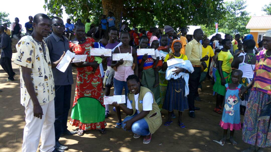 Birth Certificates Issued in Adjumani