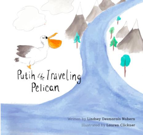 Putih the Traveling Pelican by Lindsey Nubern