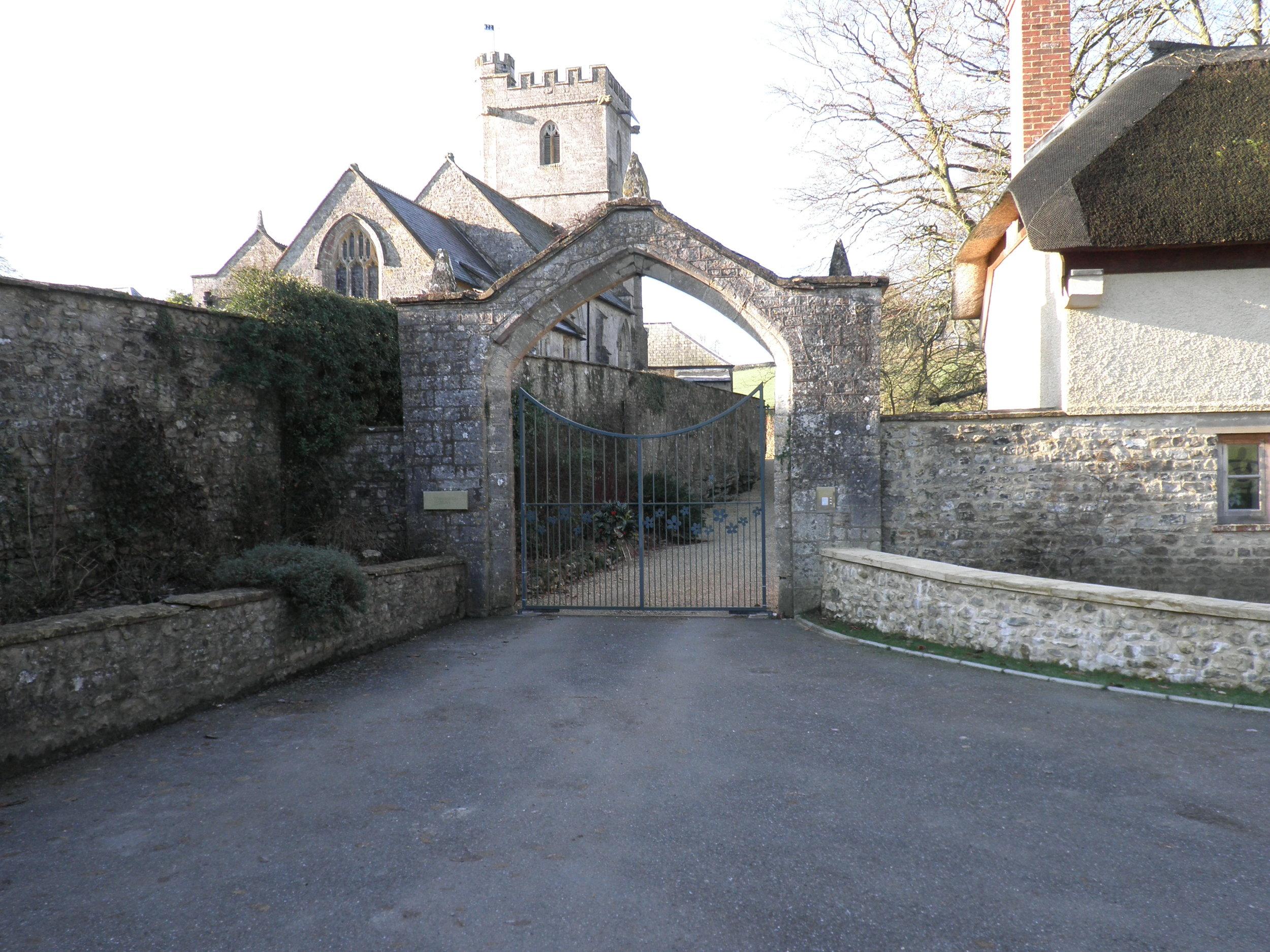 Archway Convex Gates