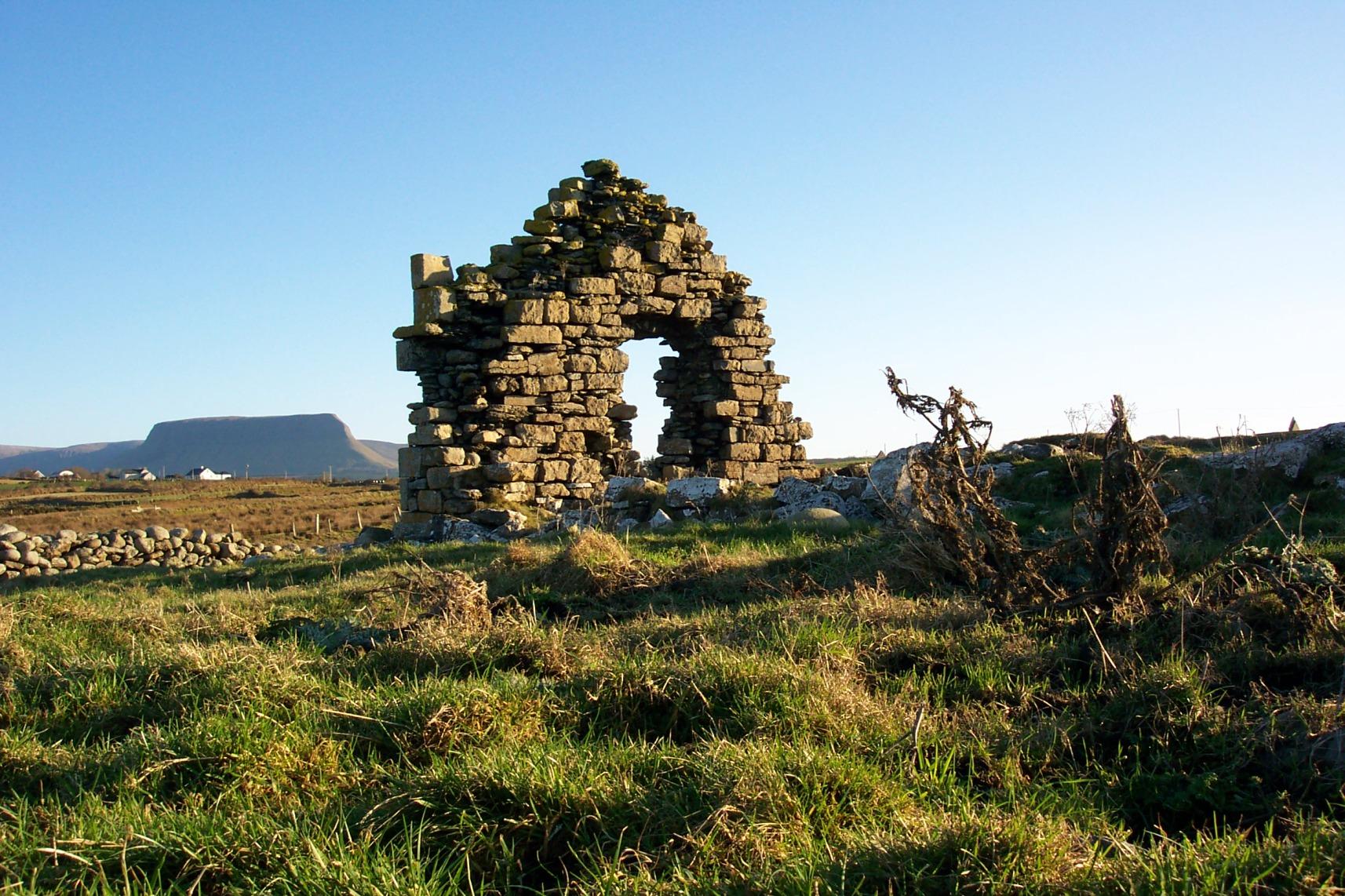 Staad Abbey, Co. Sligo