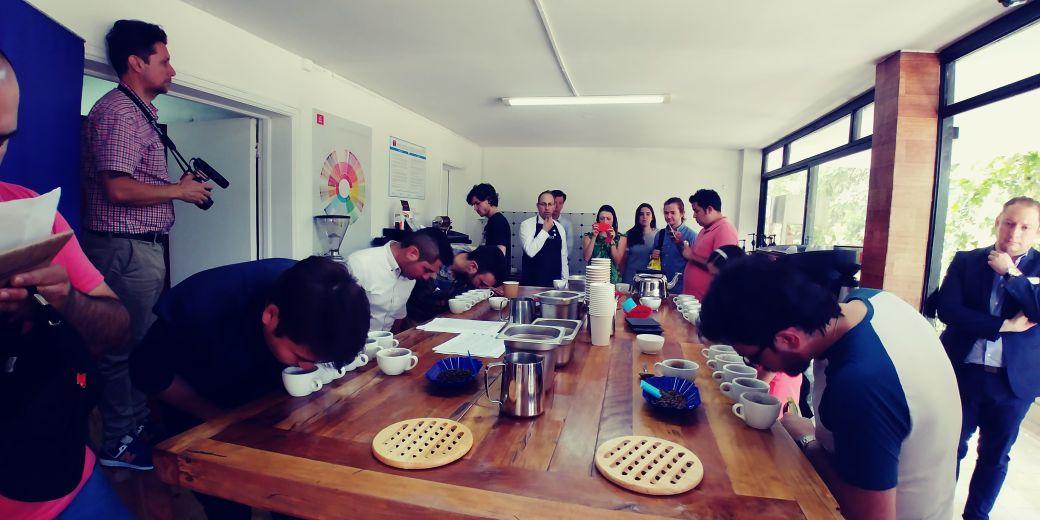 Catación de Café diferenciado de Guatemala en Chile2.jpeg