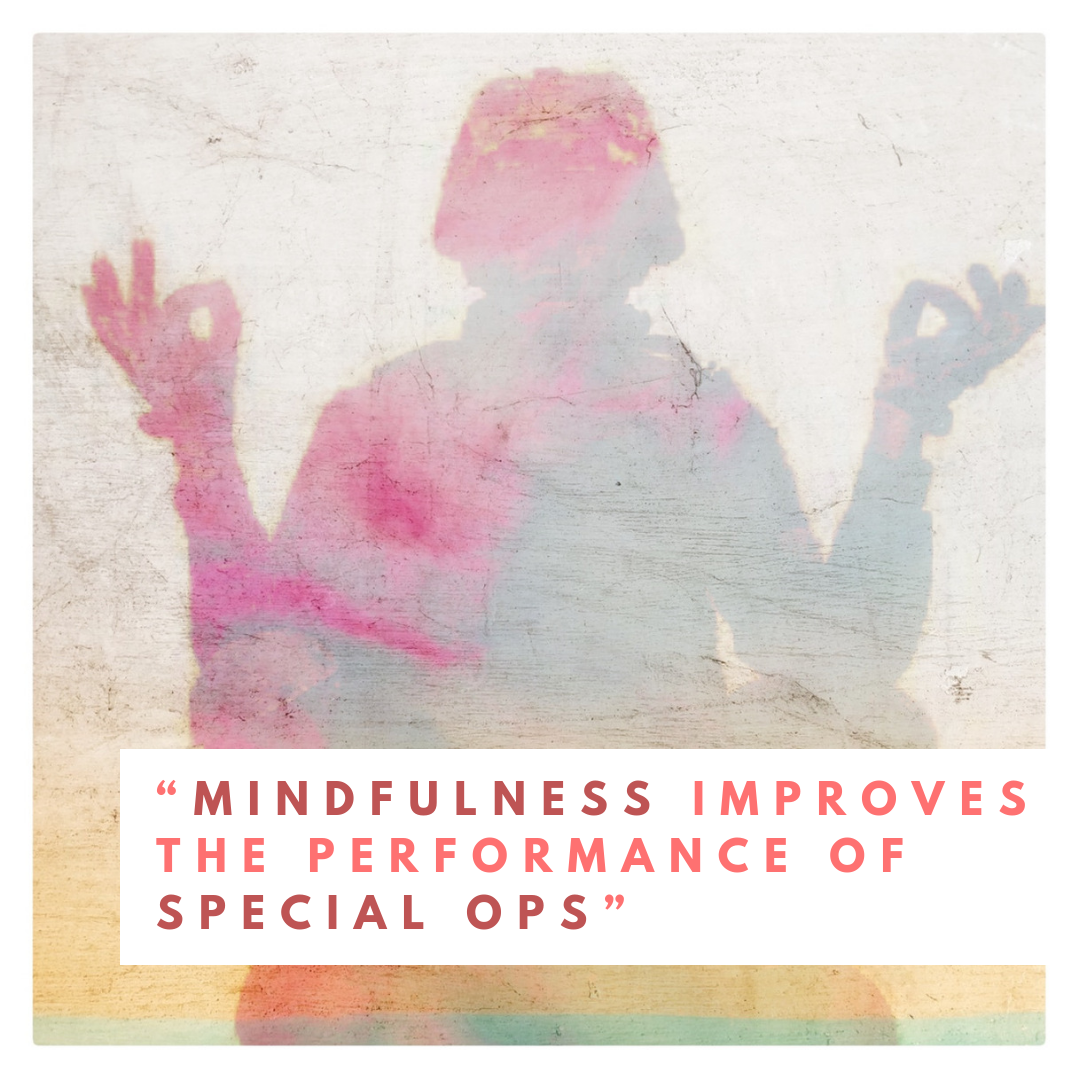 mindfulness and special operations soldiers