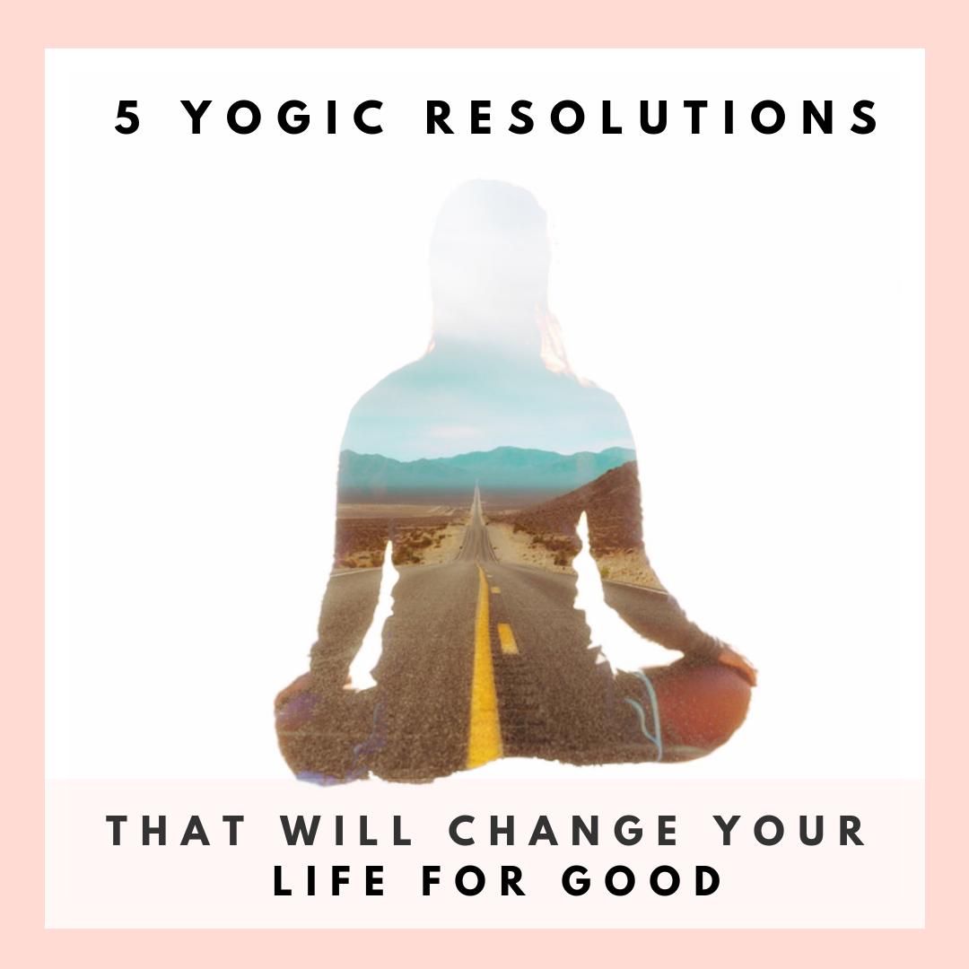 yoga resolutions