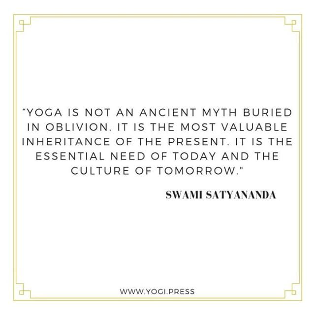 """Yoga is not an ancient myth buried in oblivion. It is the most valuable inheritance of the present. It is the essential need of today and the culture of tomorrow"" – Swami Satyananda Saraswati . . . #yogipress #yoga #yogini #yogalife #yogainspiration #yogachallenge #yogilife #mayurasana #peacockpose #yogaposes #asana #consciousness #conscious #meditate #meditator #spirituality #spiritual #prana #beofbenefit #beofservice #servelovegive #sivananda #satyananda #oshoquotes #bodymindsoul #yoginis #yogisofinstagram #yoginisofinstagram #wellness #meditatedaily "