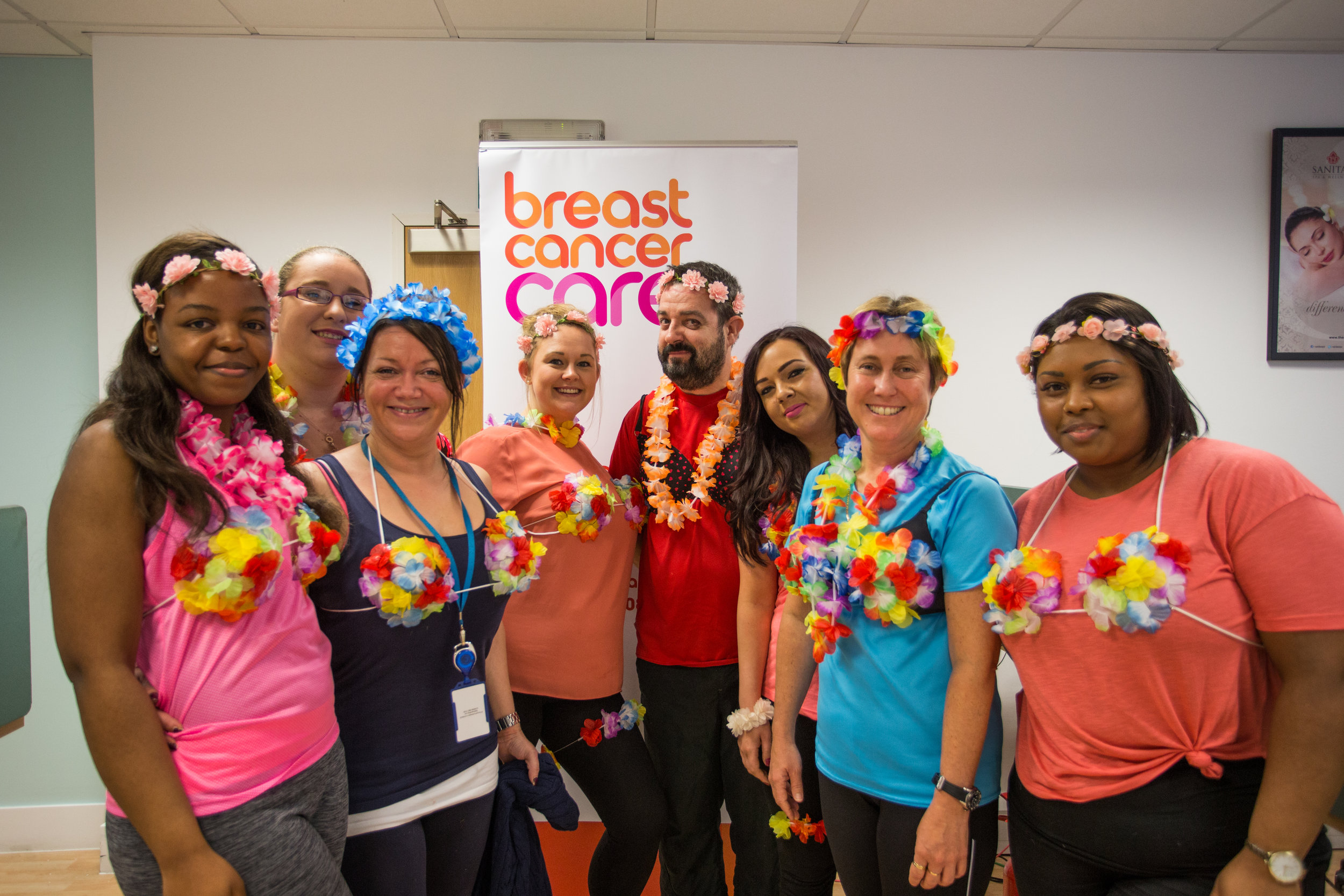 Team Fundraising for Breast Cancer Care