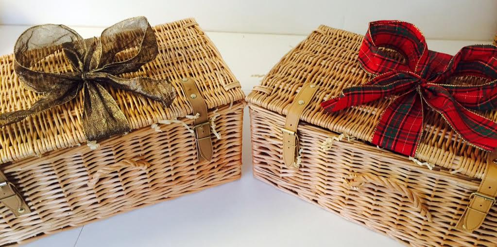 GIFT HAMPERS - SHOP NOW >