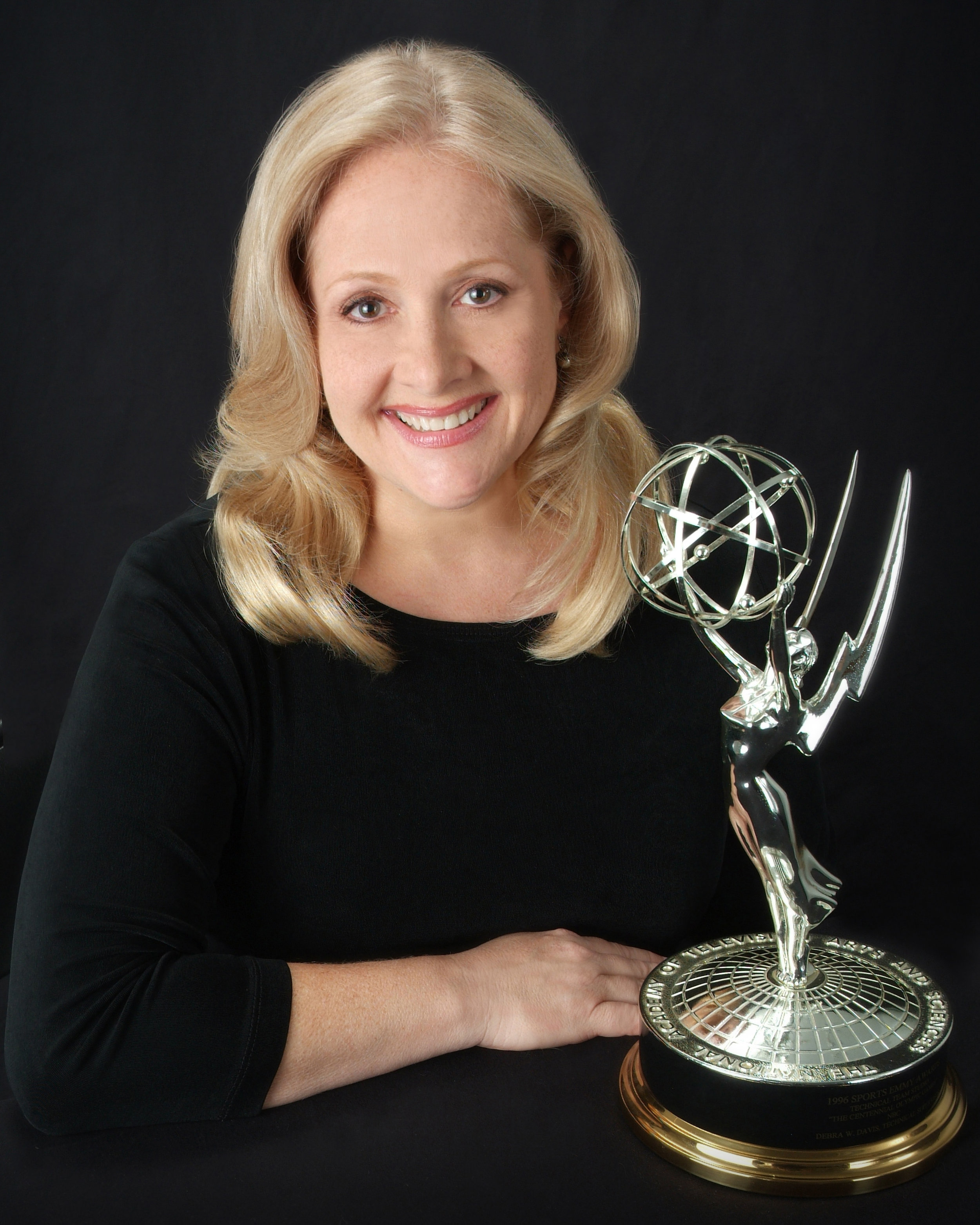 Debra Davis is an Emmy Award winning producer and a proud member of Producers Guild of America. She Creates GROUNDBREAKING MEDIA SOLUTIONS AT HIGH PROFILE EVENTS FOR BROADCAST AND IPTV. SHE SPECIALIZES IN LIVE EVENTS, FESTIVALS, LIVE MUSIC, TELEVISION SERIES, AWARD SHOWS, CORPORATE ENTERTAINMENT, MEETINGS AND GALAS. LISTEN TO THIS PODCAST WHERE DEBRA DISCUSSES WHAT IT TAKES TO PRODUCE A GROUND-BREAKING WEBCAST, RESULTING IN OVER 82 MILLION VIEWS. Listen here. -