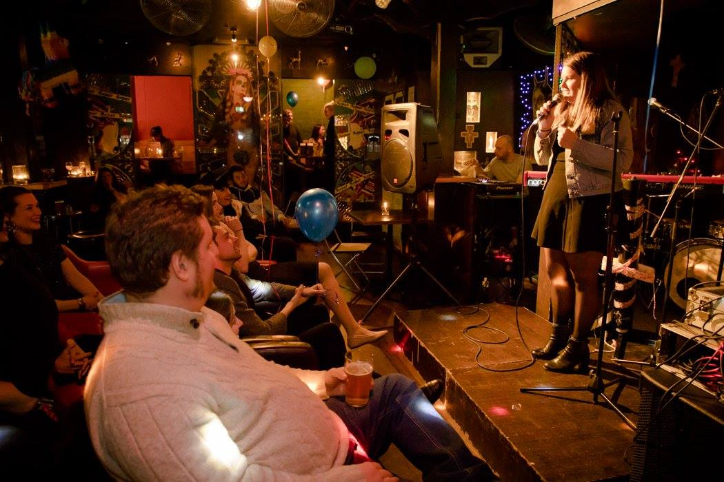 Crab Lab Comedy - Comedy Beer and Beer.7pm-11pm$ Free EntryThe best stand up from Australia and sometimes abroad, for FREE! every Weds at the House of Maximon, 16 Corrs Ln Melbourne. Doors 7:30 Show 8:30. Cheap beer too