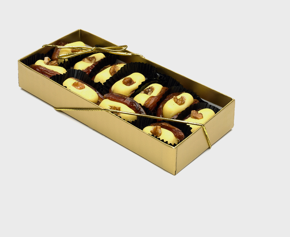 Shepcote Marzipan Filled Dates