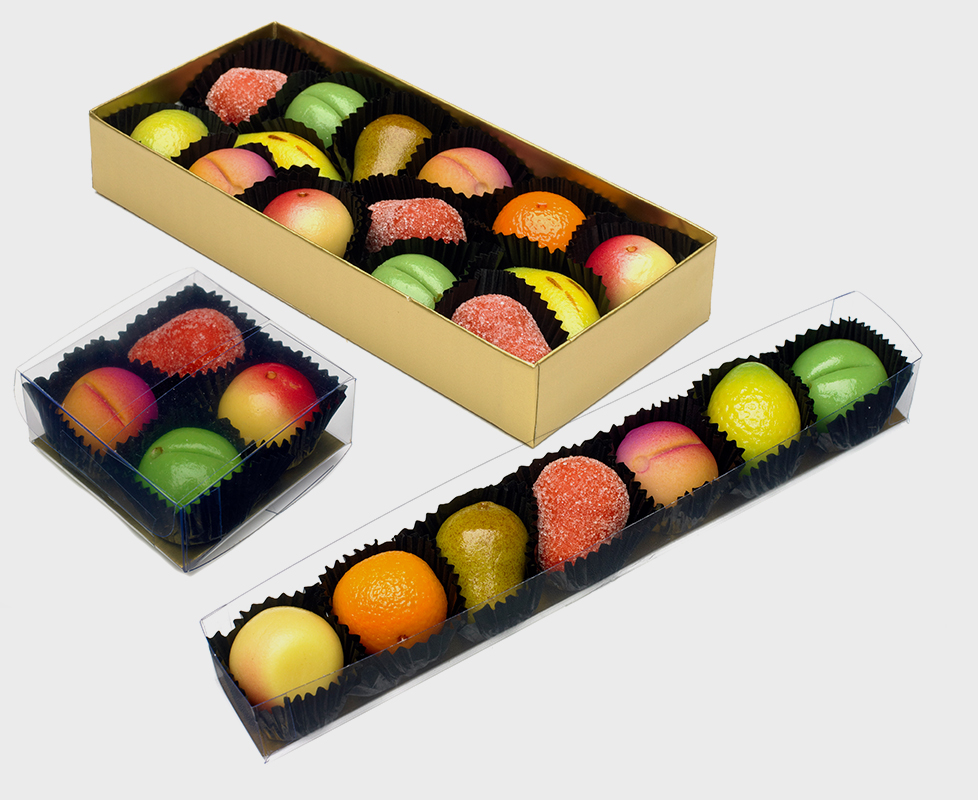 Shepcote Marzipan Fruits
