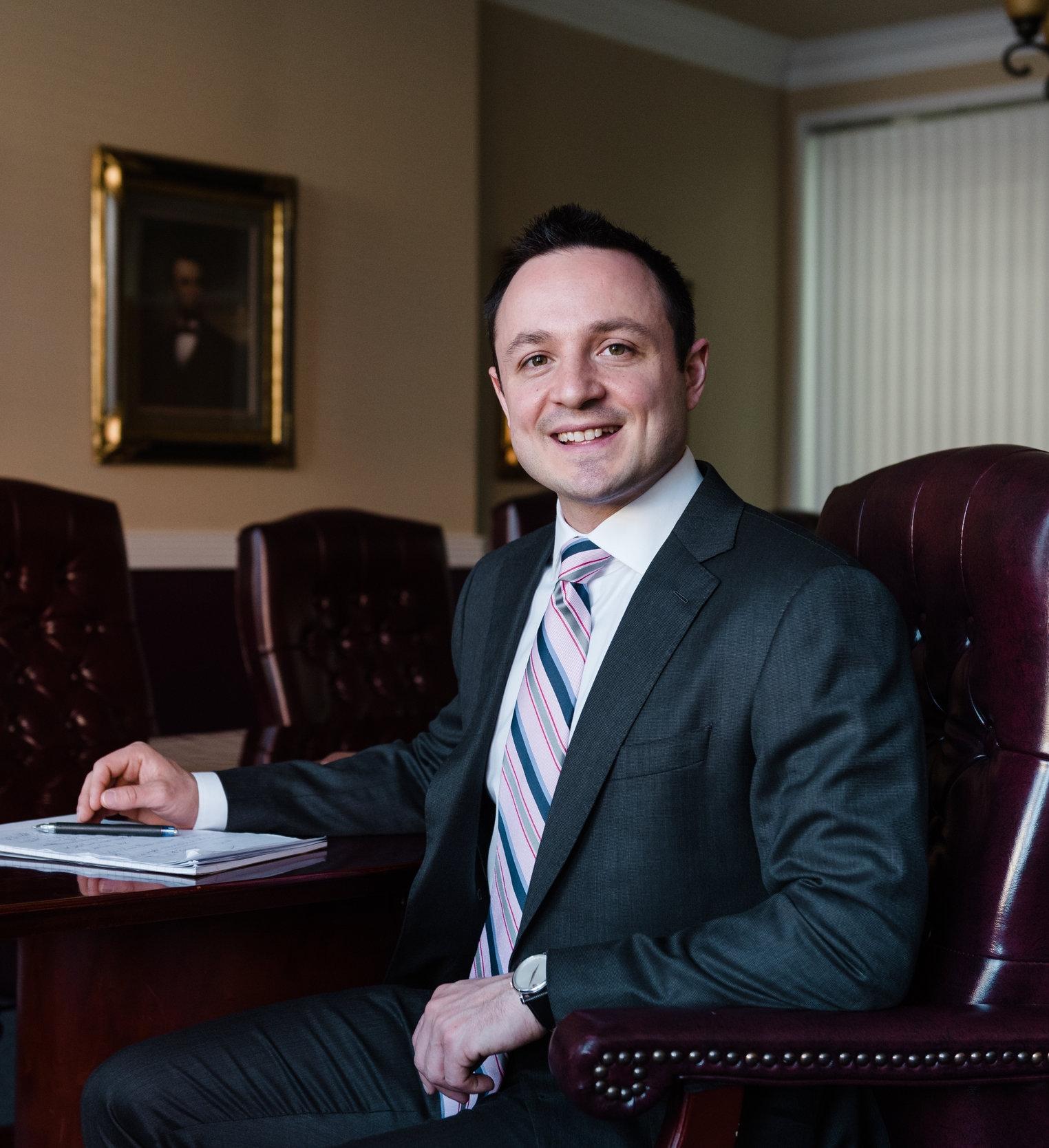 Employment Attorney Alexander J. Durst