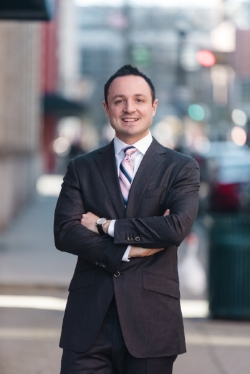 Cincinnati employment attorney Alexander J. Durst