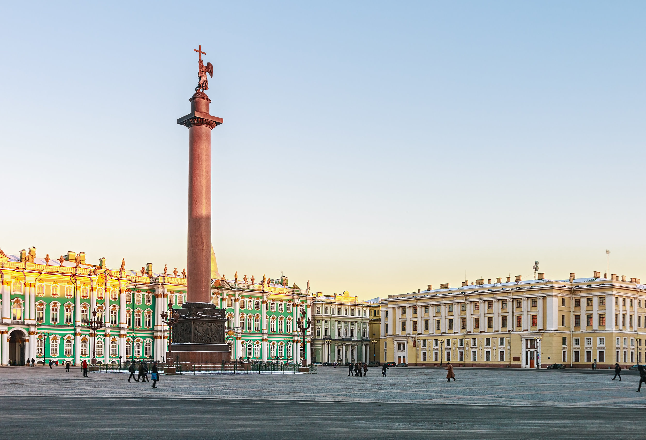 Wednesday Sep 19: St. Petersburg, Russia(IN PORT OVERNIGHT) DEPARTS AT 7P -