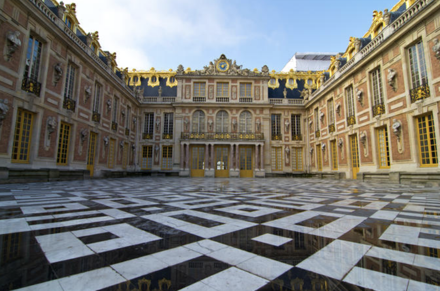 Aug 17: 8A - 4P: Palace of Versailles Day Trip - Experience the grandeur of Versailles Palace and Gardens on a small group tour from Paris.With a maximum of only eight per group, your small group trip to Versailles ensures a more intimate experience. Hotel pickup from your centrally located Paris hotel is included. Your day begins with a fully-guided tour of Versailles (1-hour) including the Royal Apartments, Hall of Mirrors, Queen's Bedroom and the Gallery of Battles.Enjoy lunch at La Petite Venise Restaurant.After lunch, it's time to explore the palace gardens and take a visit to the Queen's Hamlet, whereMarie-Antoinette played at being a shepherdess in the 1780s.You'll then take a guided tour of the Grand Trianon(1 hour), a mini palace where Louis XV and Louis XVI liked to lead a quiet life outside the court of Versailles.While you're on the grounds, you can see the famous fountain show in the gardens! The display is accompanied by music composed at the time of Louis XIV's court.