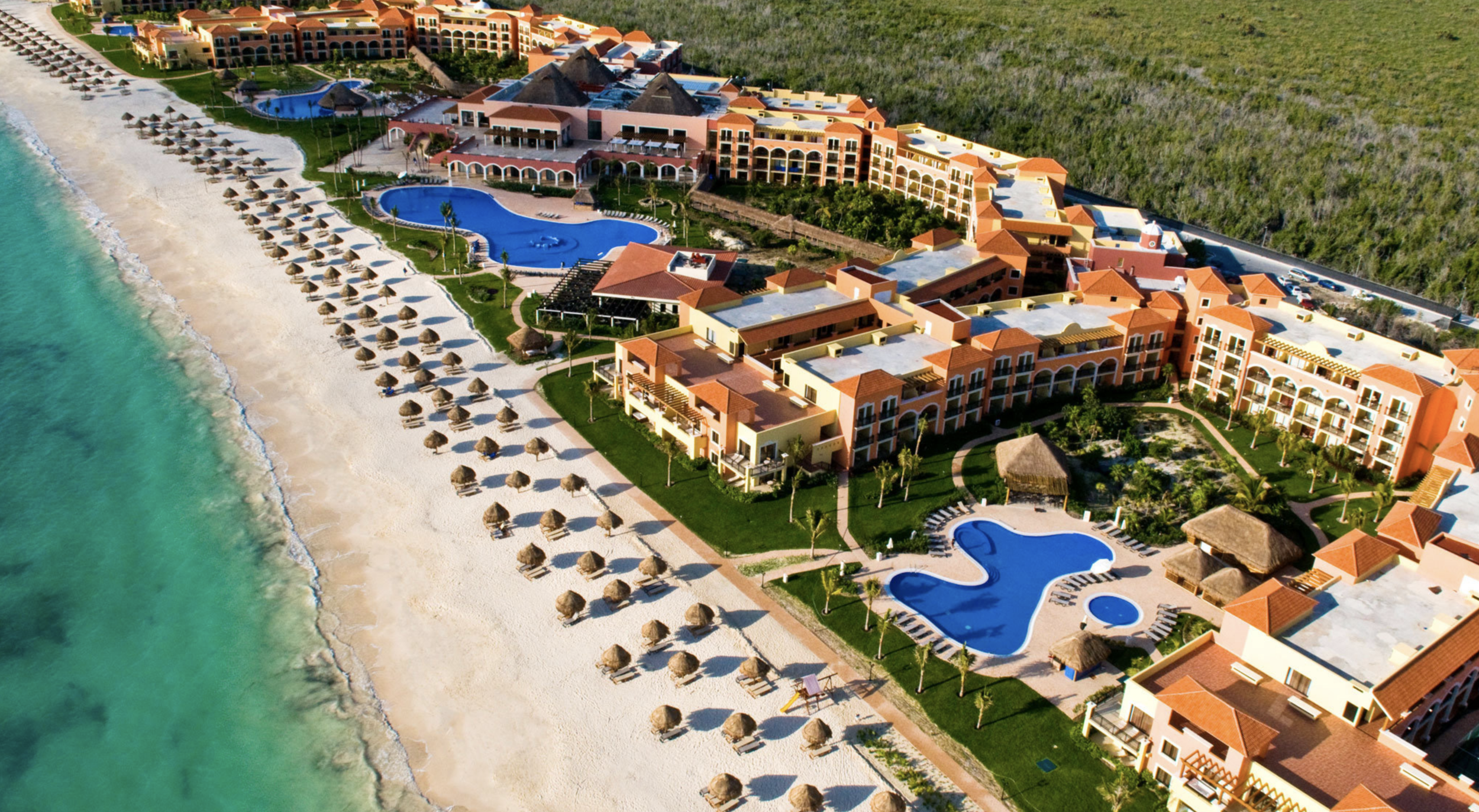 September 13:DEPARTURE/Arrival - Early this morning you'll depart for Cancun, getting you on the beach as soon as possible!Check into your room and start enjoying the weekend together!