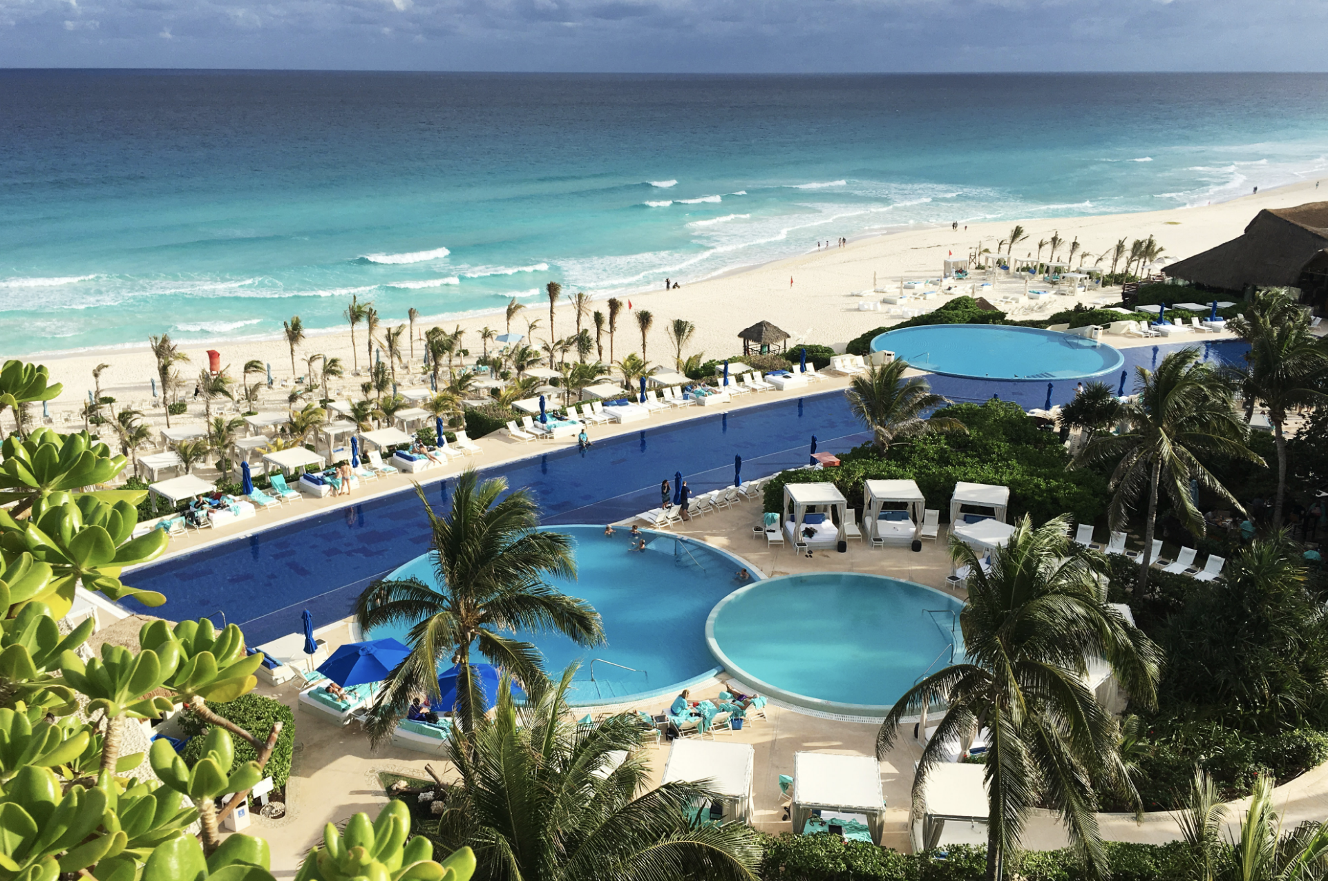 September 16: DEPARTURE - Early this morning you'll depart for Cancun, getting you on the beach as soon as possible! Check into your room and start enjoying the weekend together!