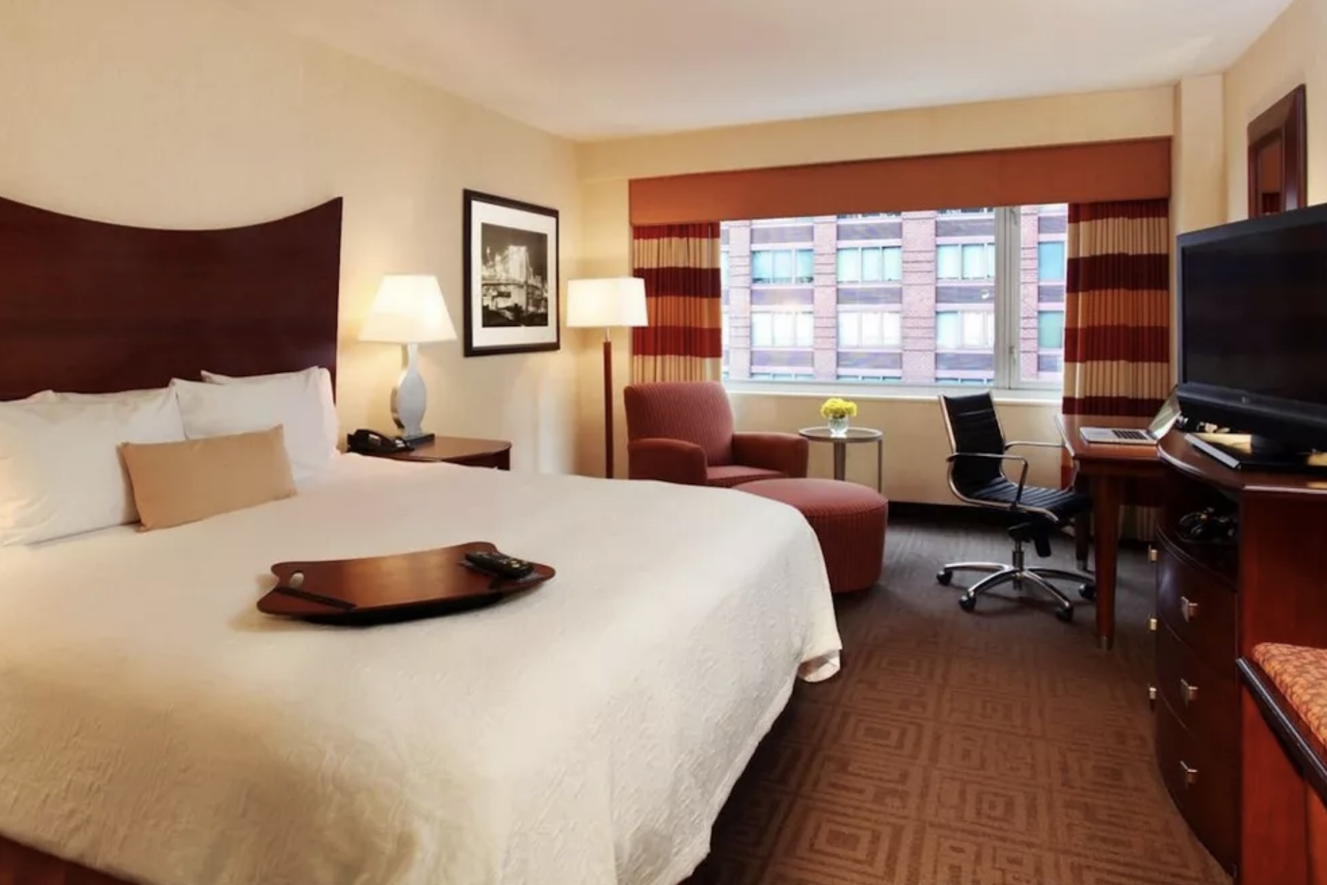HOTELS  - Aug 25-28, 2018Hampton Inn Times Square North(breakfast included)(parking included- garage attached to hotel)Address: 851 Eighth Avenue, New York, New York, 10019Telephone:1-212-581-4100Confirmation: 7375054992719