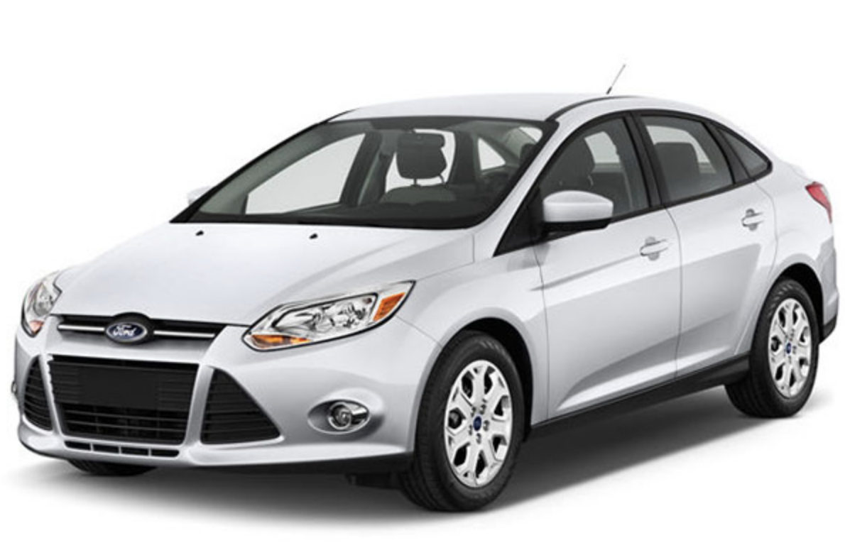 Car Rental - Vehicle will be an economy car or largerPicking up and dropping off at the airport