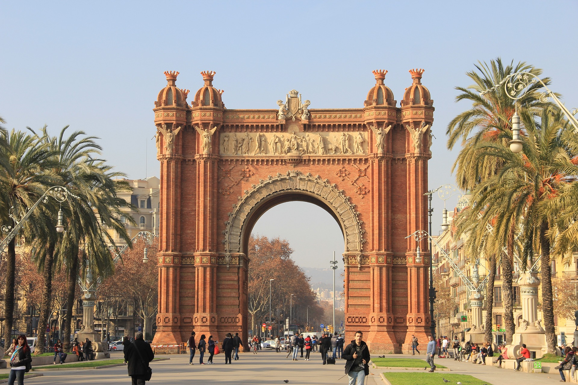 July 17: Arrive in Barcelona - You'll arrive in Barcelona this morning and be met by your driver at the airport to take you to your hotel.Spend the say wondering through one of the most famous cities in Spain. This City is full of beautiful architecture, history and amazing food.