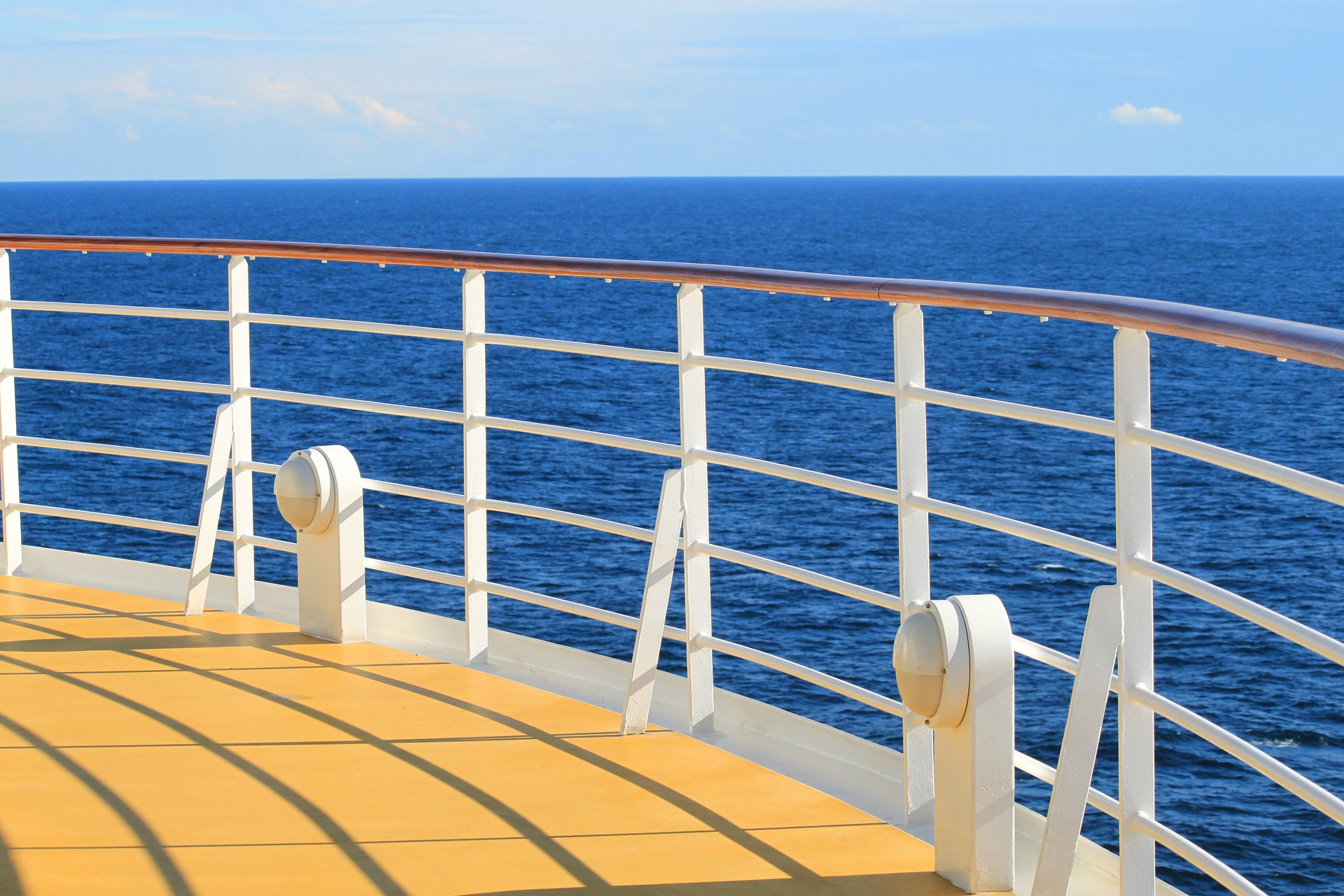 July 24: At Sea - Spend the day relaxing and exploring this massive cruise ship. Lounge by one of their many pools or enjoy a day in the spa or try your luck in the onboard casino.