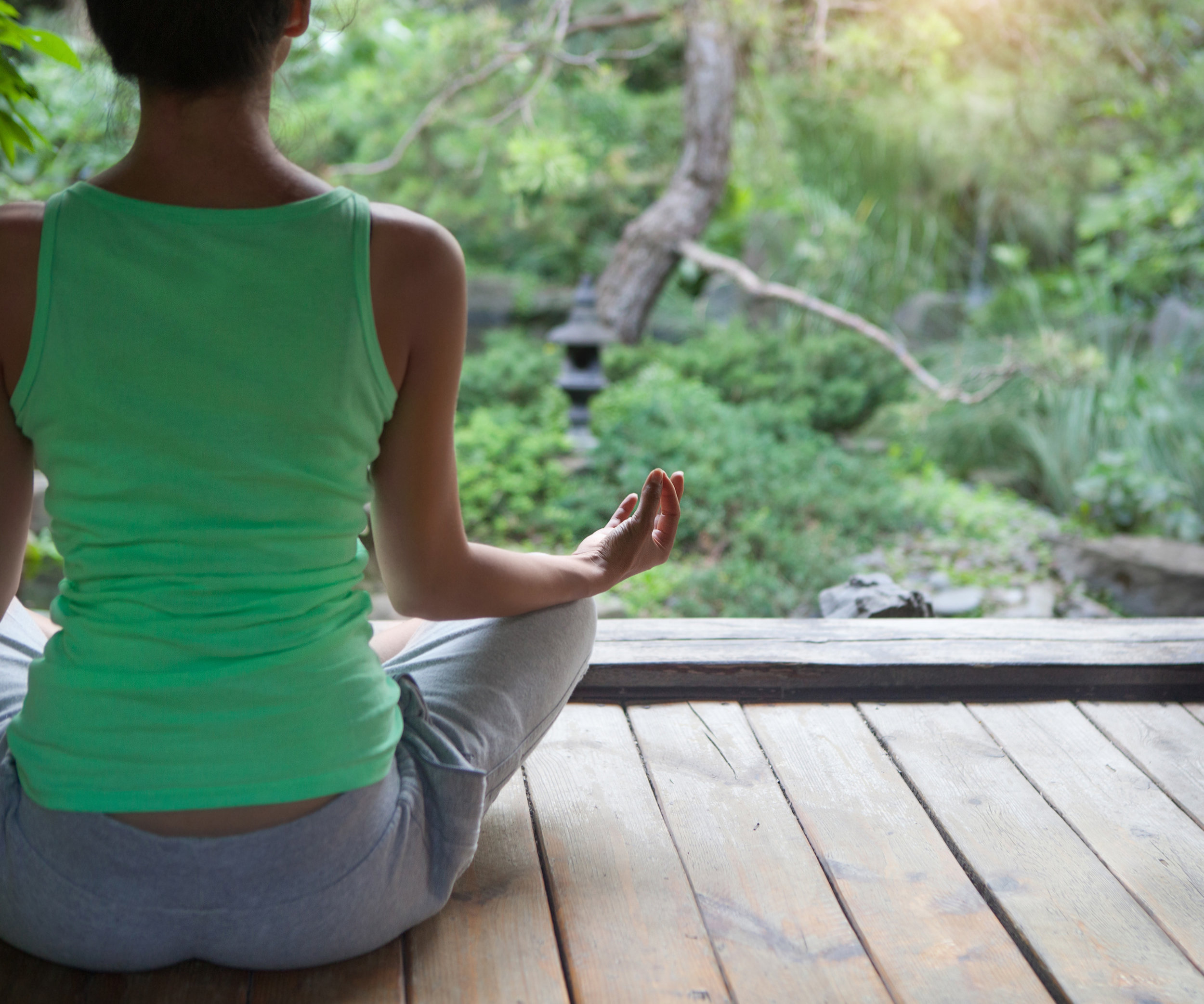 Meditation - Discover the healing and relaxing power of an ancient therapeutic tradition, through one-on-one sessions.