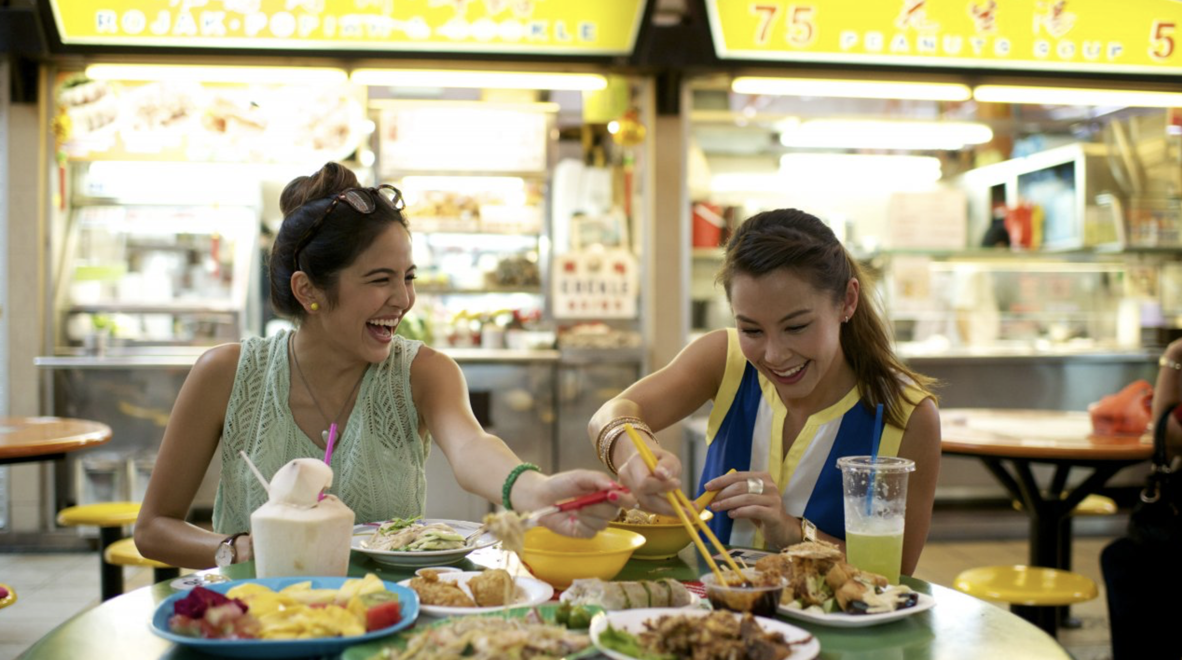 Small Group Cultural and Historical Food Tour of Singapore - $110.34/ppEat like a local on a food tour and discover why Singaporeans love their food so much!Sightseeing and food tastings in Kampong Glam, Little India, Katong and Old Airport Road. Included are 10+ foodie tastings in 5.5 hours. Learn about the history of food in Singapore, from it's founding in 1819 by Sir Stamford Raffles through to the present day. A maximum of 8 people on this small group tour.Start your food tour in the East Coast Area of Singapore and learn about the early Chinese immigrants to Singapore. The focus will be on food but we will also talk about the types of jobs that they had, how they lived and who they married.Here you will enjoy a selection of Singapore's favourite foods with Chinese and Peranakan heritage which includes Kaya Toast and Kopi, Bak Chang (rice dumplings) and Laksa.Next we visit The Old Airport Road Hawker Centre which is home to so many 'hawker legends'. It is here that where you try two of three distinctly Singaporean dishes, Hokkien Mee, Rojak and Carrot Cake.Your next stop is the district of Kampong Glam where the stunning Sultan's Mosque is located. We will discuss the Sultan's role in the founding of Modern Singapore and we will try the most popular local foods from the Malay, Arabic and Indonesian communities.Our final stop is Little India where we will be trying some popular savory Indian dishes and then finishing with some Indian sweets and Masala Milk.