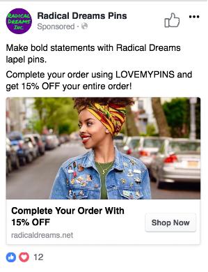 Radical Dreams Example