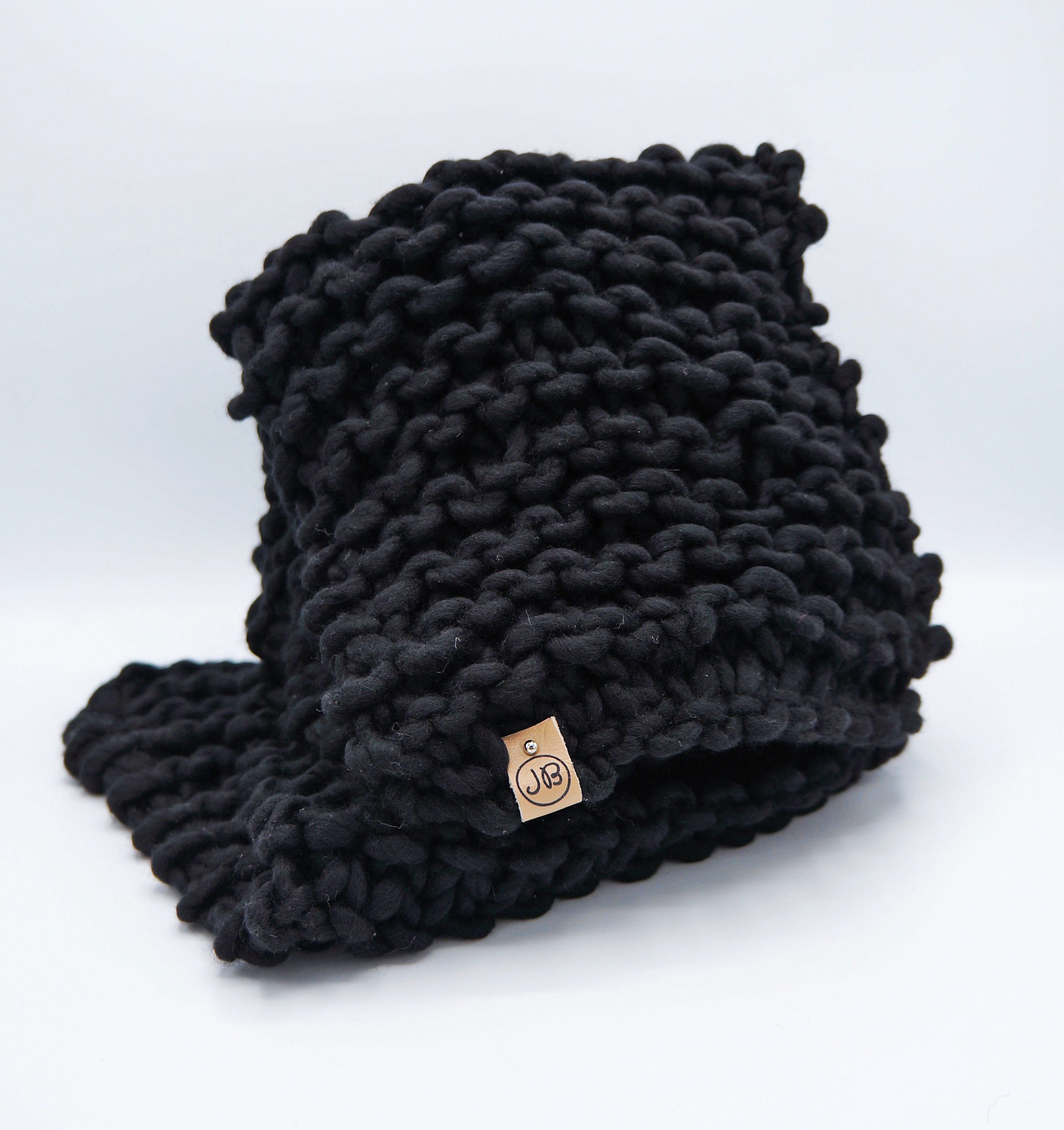 Chunky Scarf   Black $139