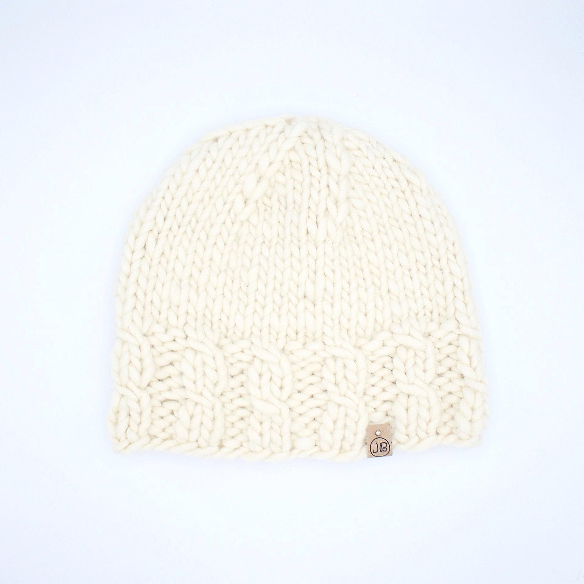 Slouchy Hat   Natural Caramel $125